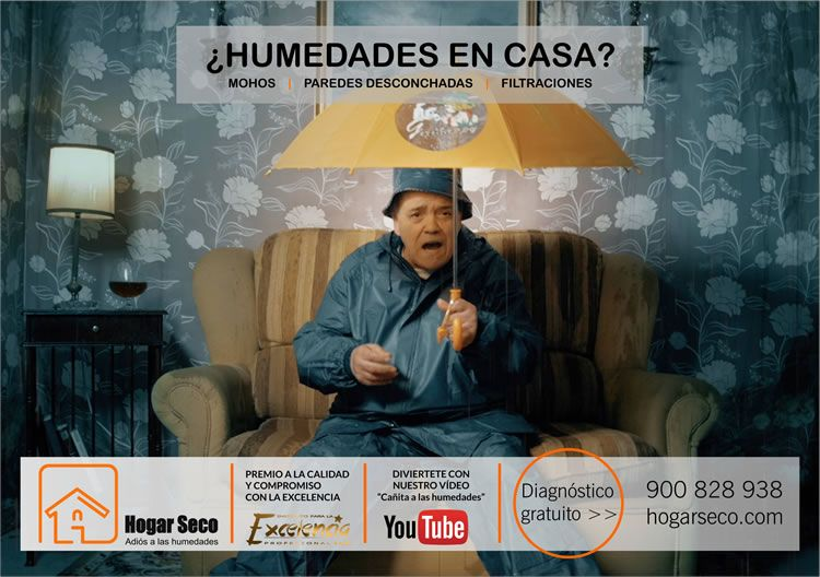 Spot Video Canita a las Humedades