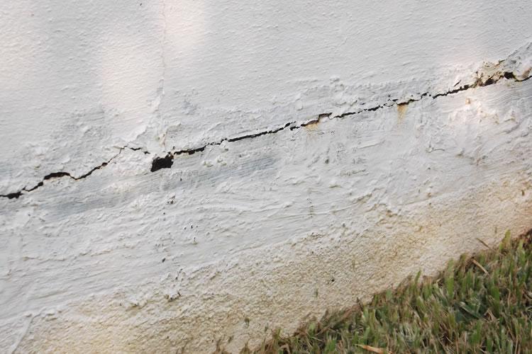 humedades por capilaridad en muros
