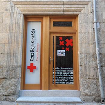 Hogar Seco reparación de humedades Cruz Roja Española