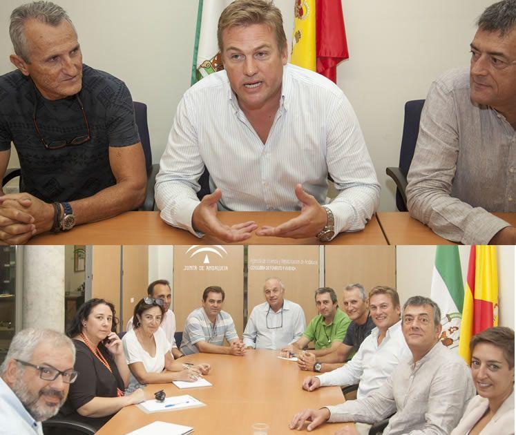 Hogar Seco imparte una Jornada técnica a los representantes del Dpto. de Vivienda y Rehabilitación de la Junta de Andalucía