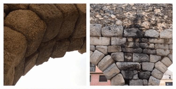 Filtraciones Acueducto Segovia