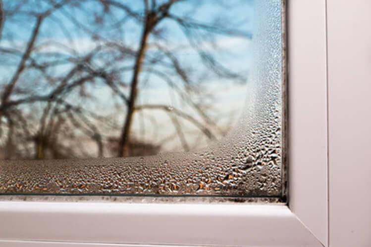 humedades en casa condensacion