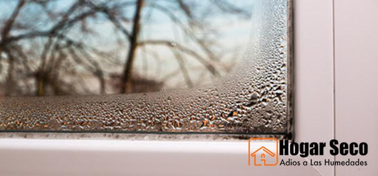 humedad en casa condensacion