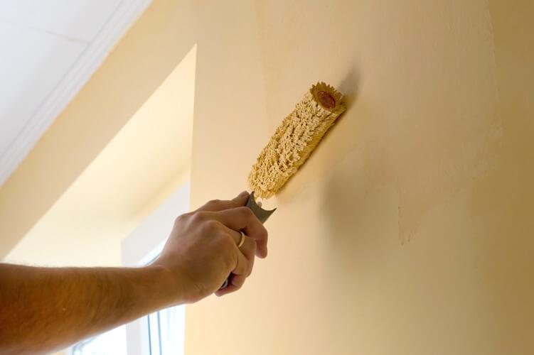humedad paredes pintura